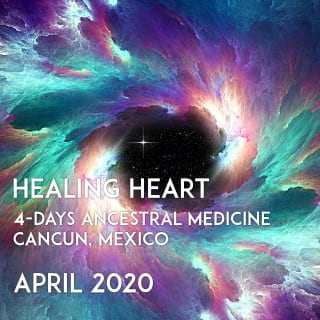 CANCUN, MEXICO – PORTAL TO AWAKENING – 4-Day Huachuma Intensive – APRIL 2-6, 2020