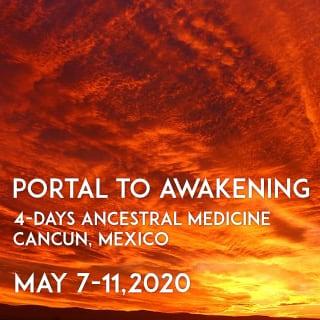 CANCUN, MEXICO, PORTAL TO AWAKENING – 4-Day Huachuma – MAY 7-11, 2020