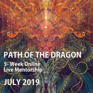 The Path of the Dragon- 5 Week Mentorship