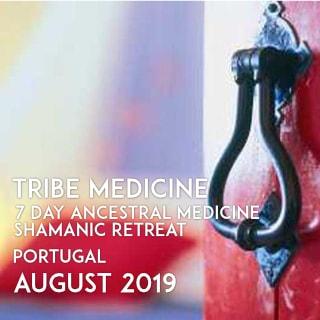 Tribe Medicine – 7-Day Shamanic Retreat – Portugal