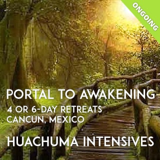 CANCUN, MEXICO – PORTAL TO AWAKENING – 4 or 6-Day Intensives